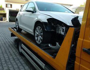 auto usate incidentate Piemonte